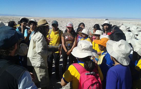 Educación Salar de Atacama2